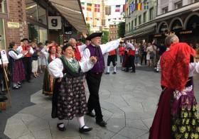 Europeade – Folkdansfestival 5-9 augusti
